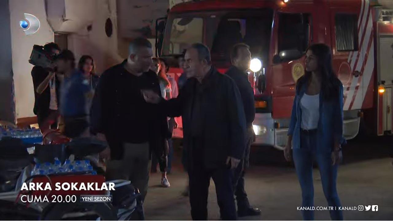 Arka Sokaklar yeni sezon ilk bölüm