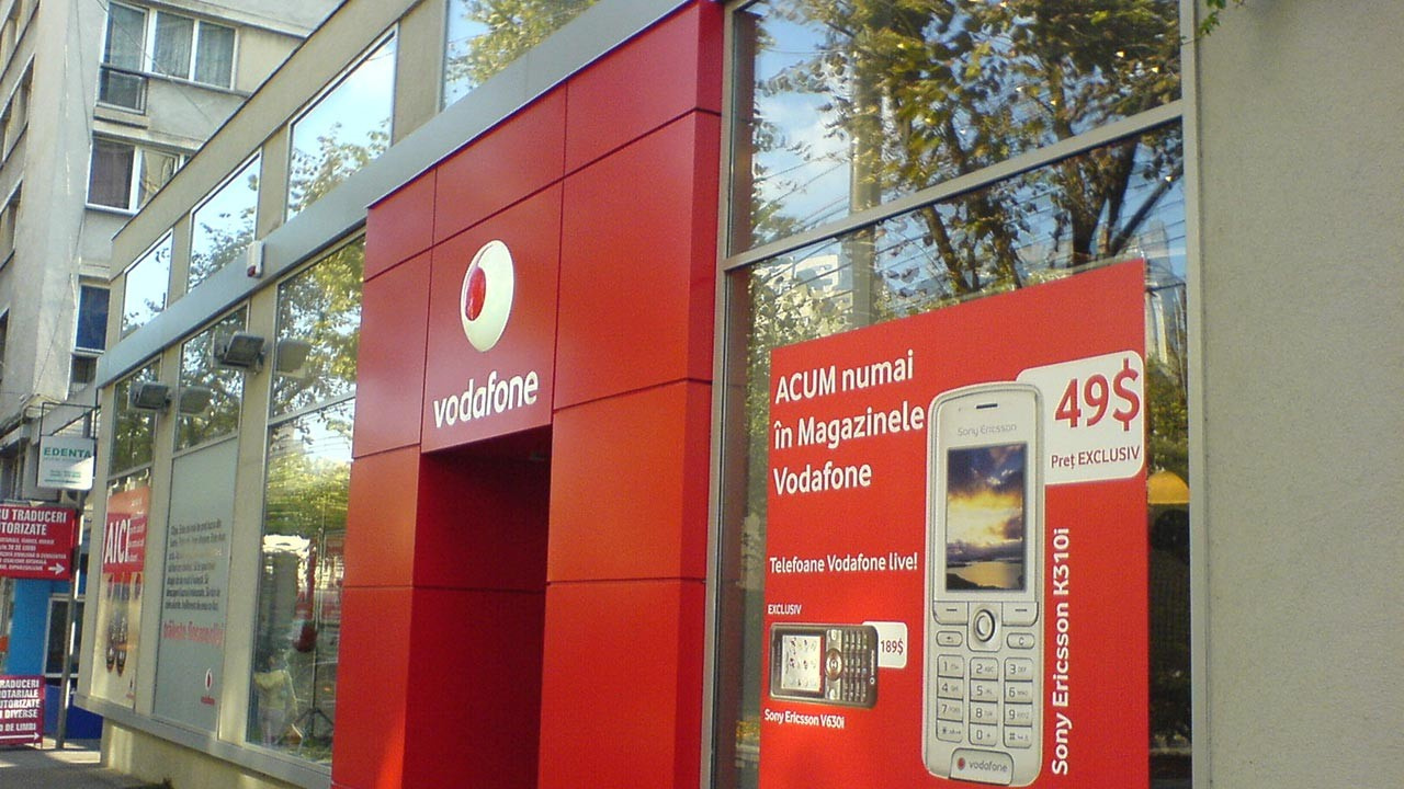 Vodafone'un Türkiye yatırımı 63 milyar lirayı aştı