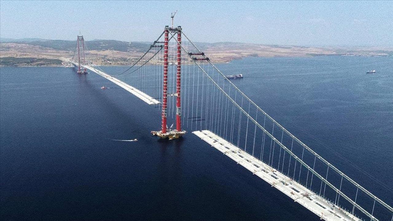 Çanakkale Köprüsü son durum nedir?