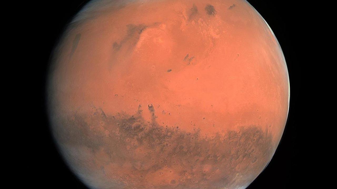 Mars'ta hayatı bitiren neden bulundu