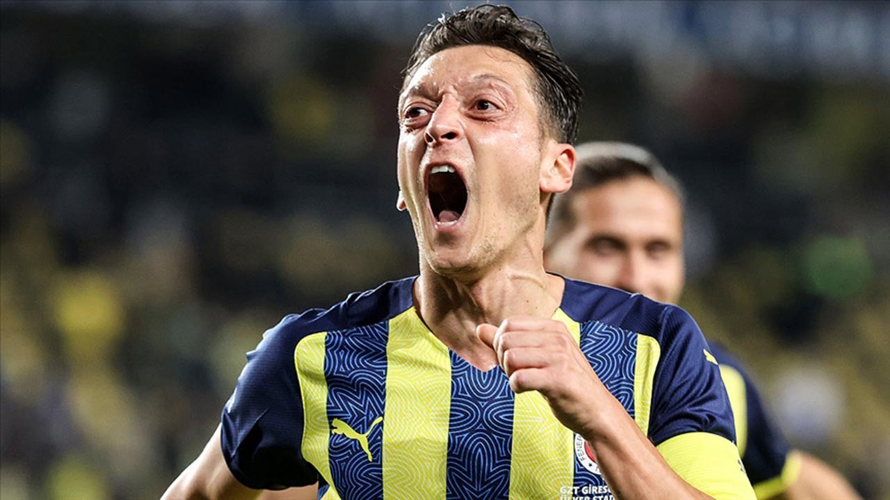 Fenerbahçe Giresunspor maçı özeti