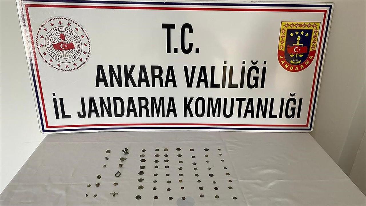 Ankara jandarmasından operasyon, 24 gözaltı