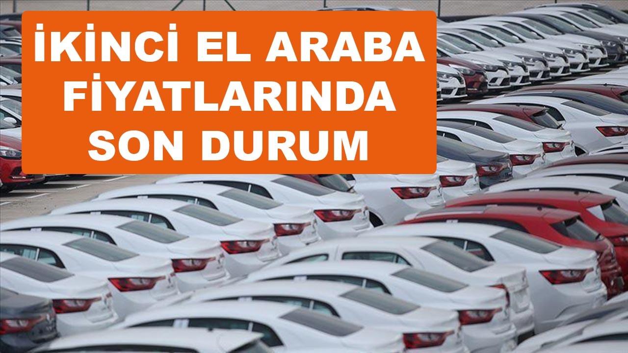 İkinci el araba fiyatları nasıl, 150 bin lira altı