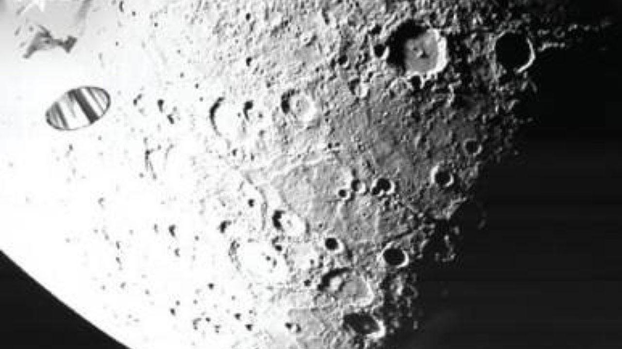 Merkür'ün ilk fotoğrafları geldi