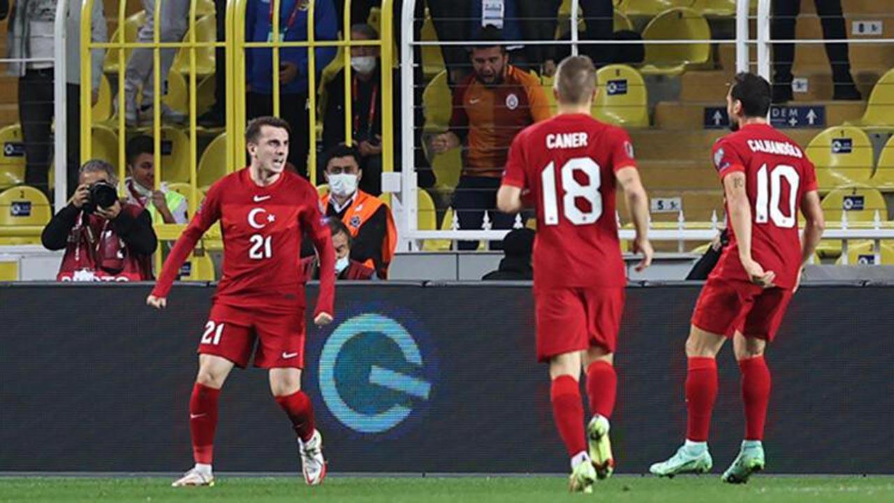 Milli takım maçı kaç kaç bitti Türkiye Norveç golleri kim attı, maç özeti?