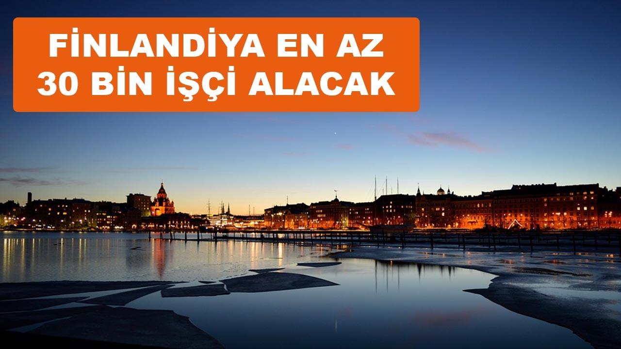 Finlandiya işçi alımı başvuru nasıl ve nereden?