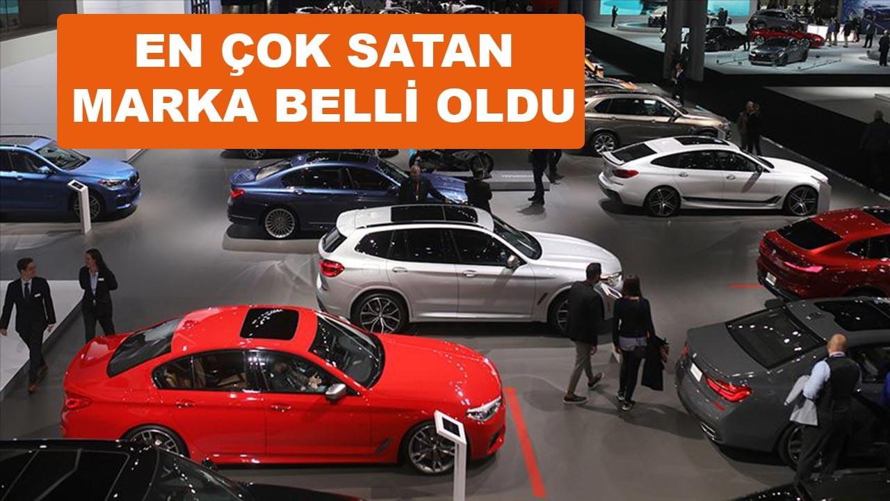 Türkiye'de en çok satılan araba markası belli oldu