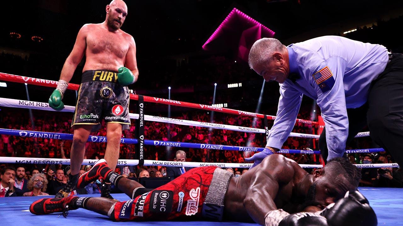 Tyson Fury Deontay Wilder boks maçını kim kazandı, son dakika boks maçı sonucu ne oldu?