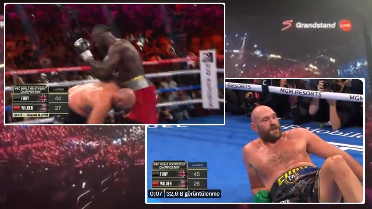 Tyson Fury Deontay Wilder maçını kim kazandı?