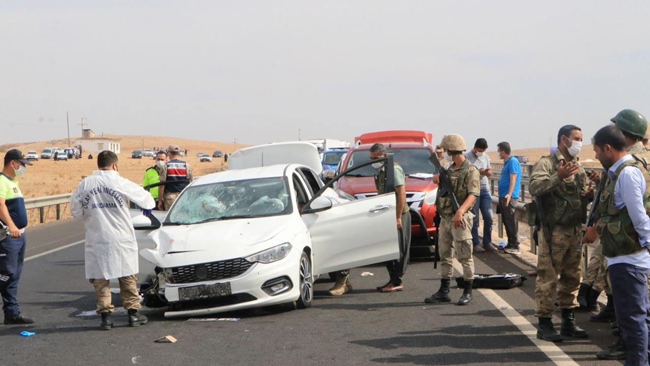 Viranşehir silahlı saldırı, bir ölü, bir yaralı