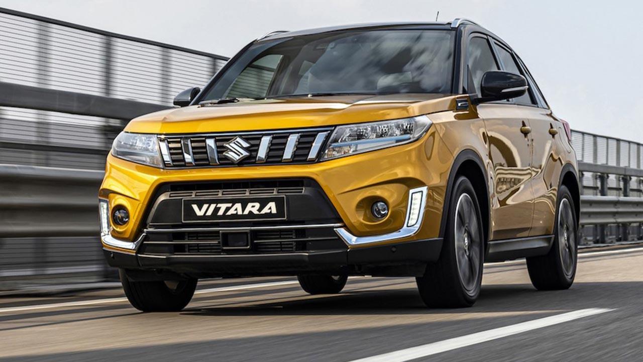 Suzuki Vitara'da fiyat sabitleme seçeneği