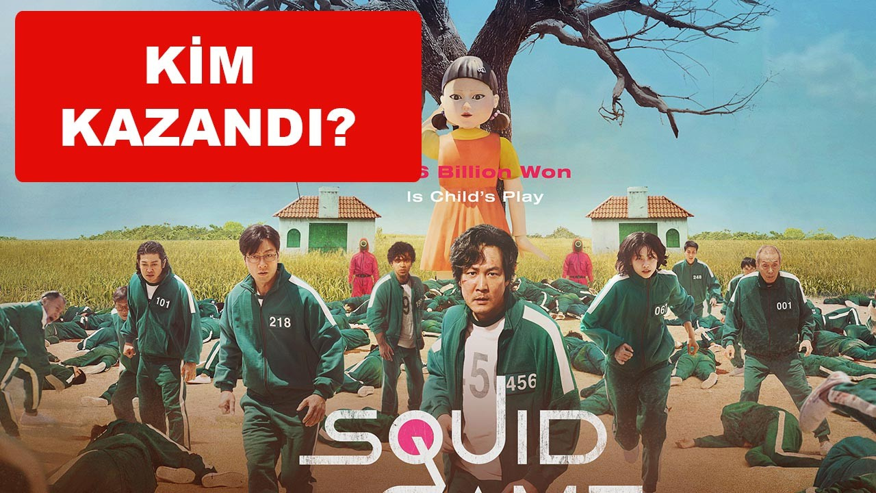 Squid Game kim kazandı, sonunda kim birinci oluyor