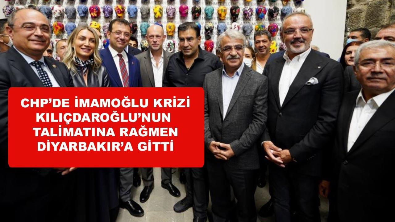 CHP'de Ekrem İmamoğlu çatlağı