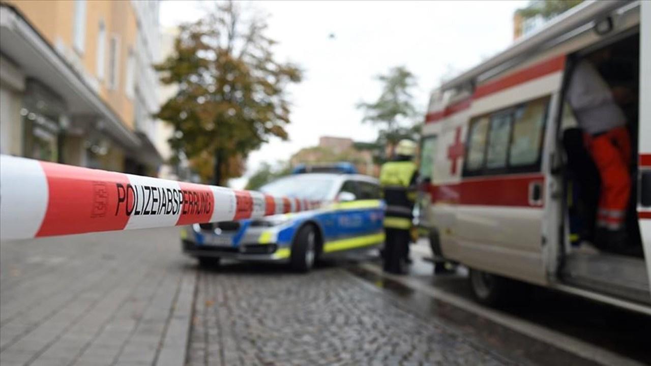 Almanya'da bir Türk'ün evine molotoflu saldırı