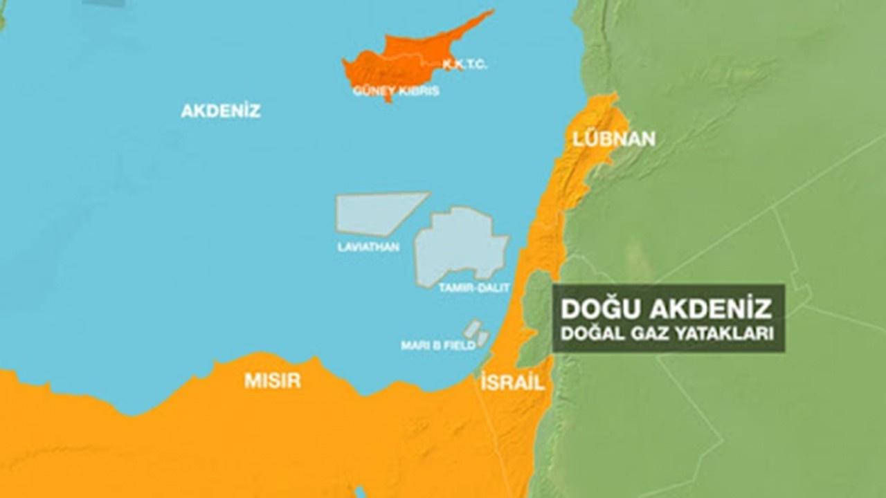 Mısır, Lübnan'a gaz satmak için ABD'den izin aldı