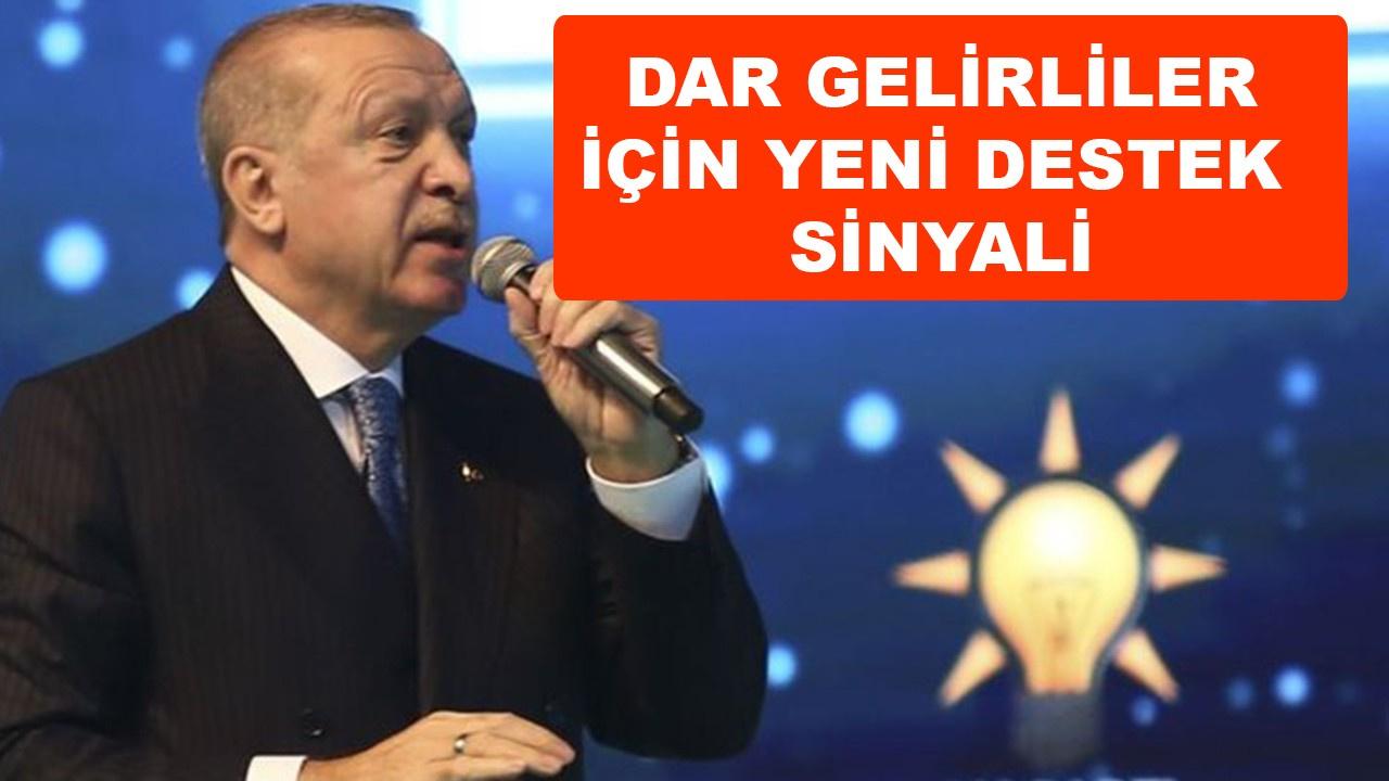AK Parti'den yeni destekleme paketi sinyali