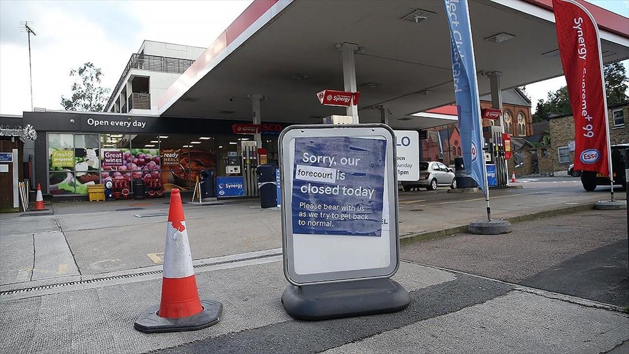İngiltere'de benzin fiyatı tarihi rekor kırdı