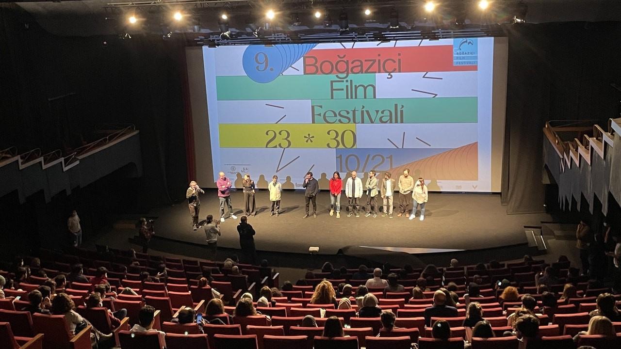 """Festivalde """"İki Şafak Arasında"""" gösterimi"""