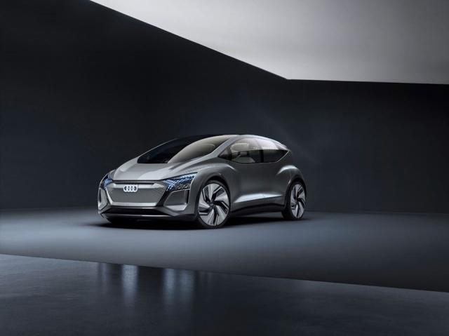 Audi'den Mega Şehirler için konsept otomobil