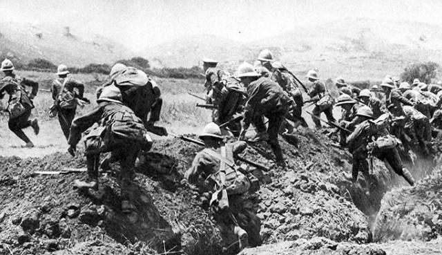 1. Dünya Savaşı'ndan unutulmayan fotoğraflar
