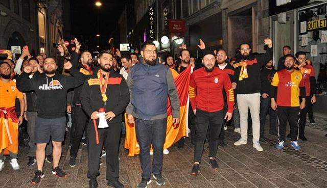 Danimarka'daki Türkler'de Galatasaray sevinci