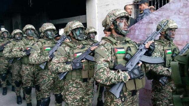 Hamas 30#039;uncu kuruluş yıl dönümünü kutluyor.