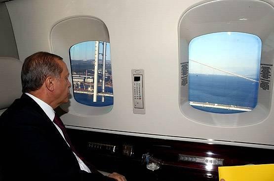 Osman Gazi Köprüsü Açıldı