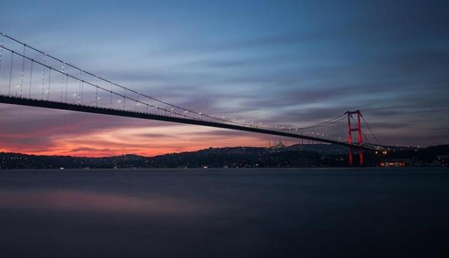 İstanbul'da muhteşem gündoğumu - Sayfa 2