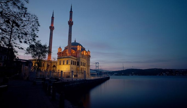 İstanbul'da muhteşem gündoğumu - Sayfa 4
