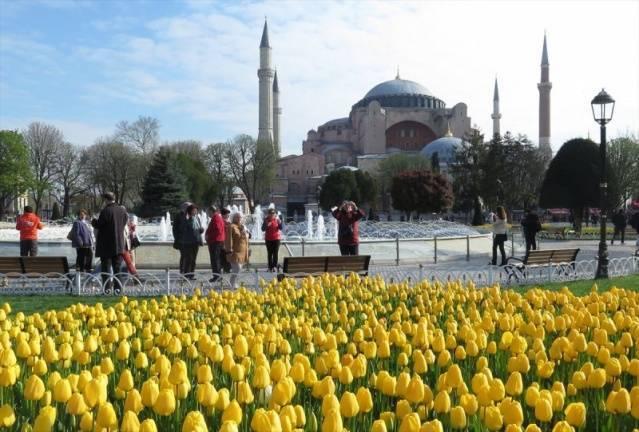 İstanbul'da Lale Vakti