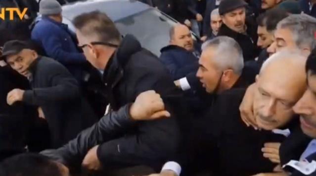 Kılıçdaroğlu'na saldırı görüntüleri - Sayfa 3