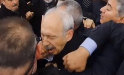 Kılıçdaroğlu'na saldırı görüntüleri - Sayfa 1