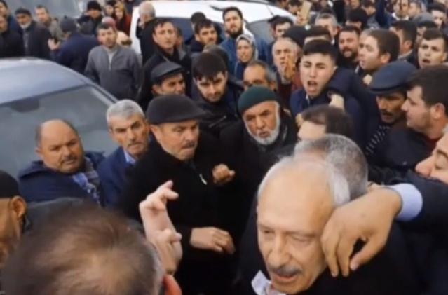 Kılıçdaroğlu'na saldırı görüntüleri - Sayfa 2