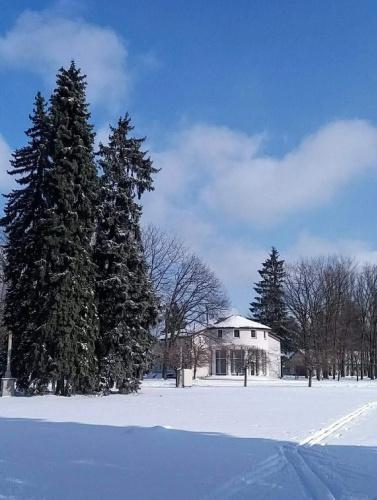 En güzel kış manzarası resimleri
