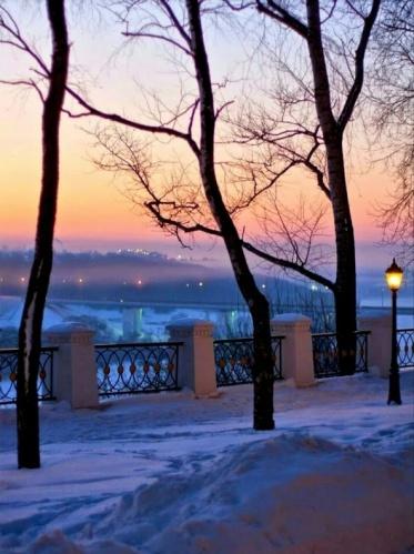 En güzel kış manzarası resimleri - Sayfa 2