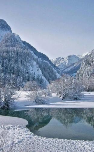En güzel kış manzarası resimleri - Sayfa 4
