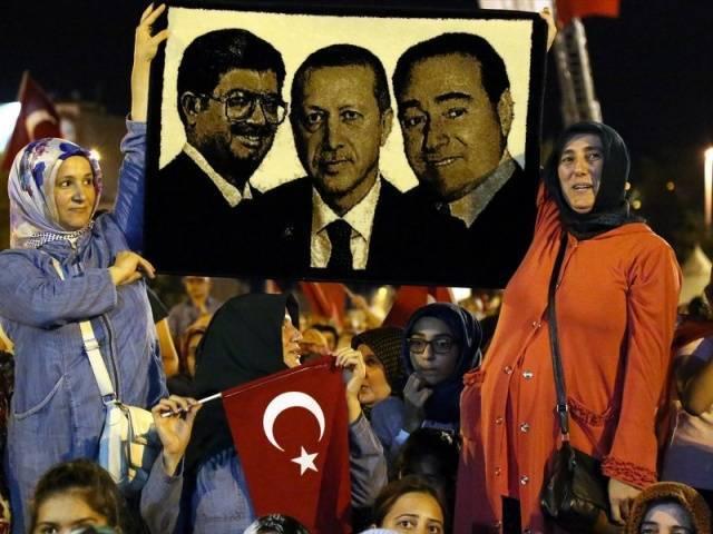 Türkiye genelinde 22. Gece nöbetinden kareler
