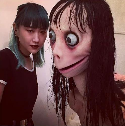 Momo Oyun Tehlike Saçıyor