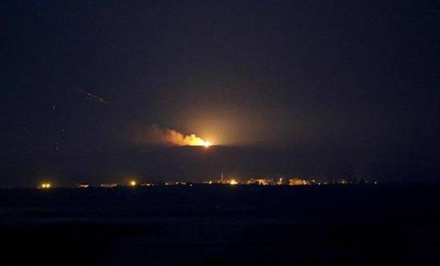 Suriye'ye operasyondan ilk kareler