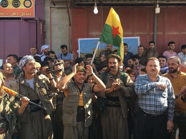 Kerkük#039;e PKK sevkiyatı yapıldığı iddiaları Barzani yönetimi tarafından yalanlanmıştı.