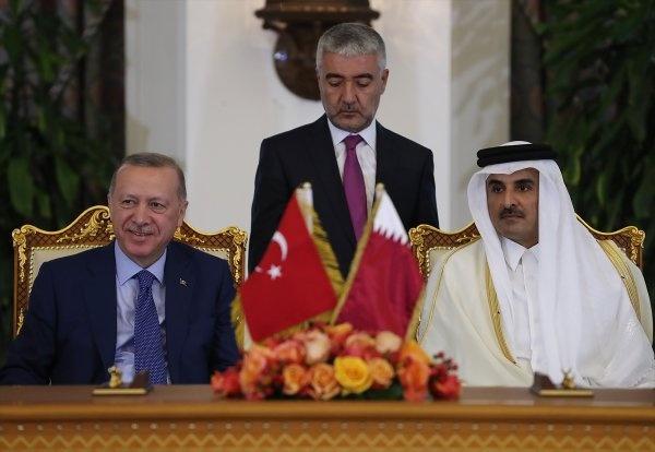 Türkiye ile Katar arasında 7 yeni anlaşma - Sayfa 1