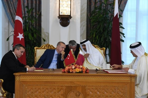 Türkiye ile Katar arasında 7 yeni anlaşma - Sayfa 3