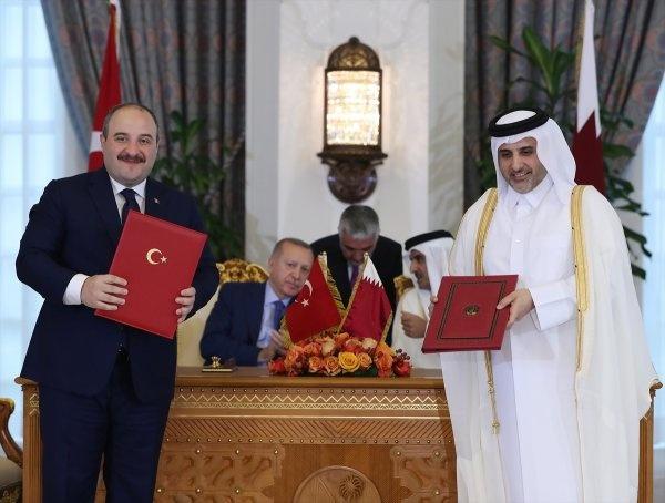 Türkiye ile Katar arasında 7 yeni anlaşma - Sayfa 2