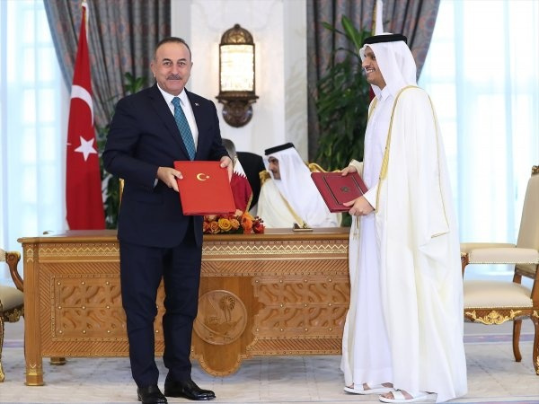 Türkiye ile Katar arasında 7 yeni anlaşma - Sayfa 4