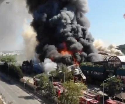 Tuzla'daki fabrika yangınından kareler - Sayfa 3