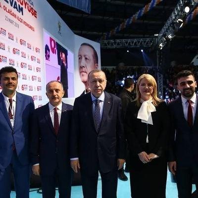 AK Parti Aday Tanıtım Toplantısından Karaler