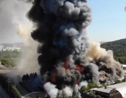 Tuzla'daki fabrika yangınından kareler - Sayfa 2