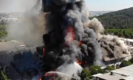 Tuzla'daki fabrika yangınından kareler - Sayfa 4