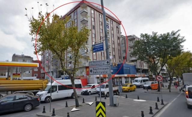 İstanbul Zeytinburnu'nda 8 katlı bina çöktü