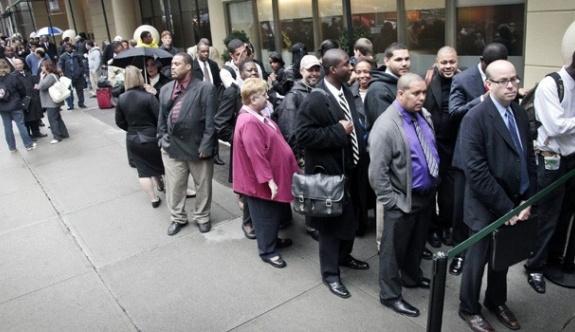 ABD'de işsizlik maaşı başvuruları beklenenin altında